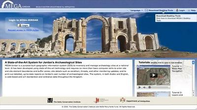 Middle Eastern Geodatabase for Antiquities