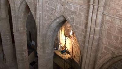 The Forty: Saving the Forgotten Frescos of Famagusta