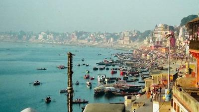 Conservation of Balaji Ghat, Varanasi, India