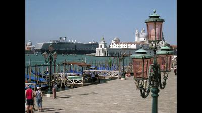 2013 Paul Mellon Lecture: Can Venice Be Saved?