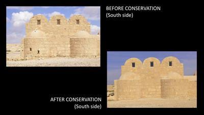 Re-discovering Qusayr 'Amra: Conservation of an Early Islamic Site in Jordan