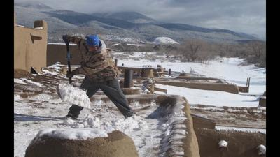 Conservation and Training at Taos Pueblo