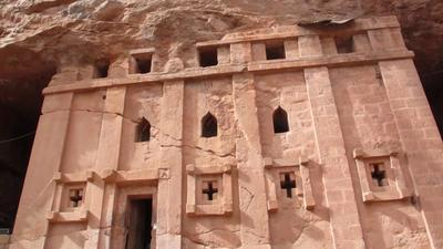 World Monuments Fund Lalibela Preservation Project