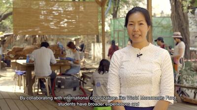 Student Internship Program at Shwe-nandaw Kyaung