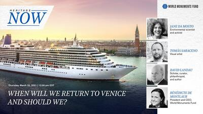 When Will We Return to Venice and Should We?