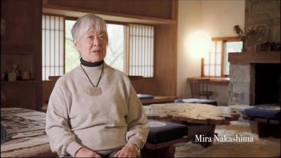 Conservation at the George Nakashima House, Studio and Workshop