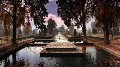 Paradise Gardens of the Great Mughals