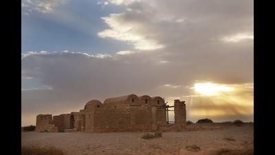 Conservation Project –Site conservation and management planning at Qusayr 'Amra, Jordan
