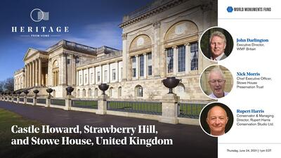 Heritage from Home - United Kingdom