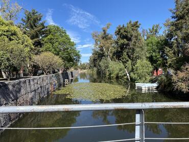 View of Canal Nacional, 2020.