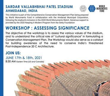 Patel Stadium Workshop: Assessing Significance
